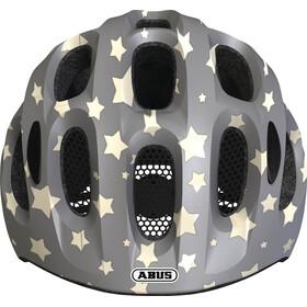 ABUS Youn-I Sykkelhjelmer Barn grey star